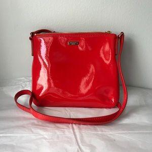 Kate Spade Red CrossBody Handbag